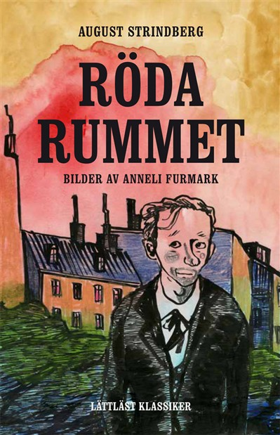 Röda rummet / Lättläst av August Strindberg