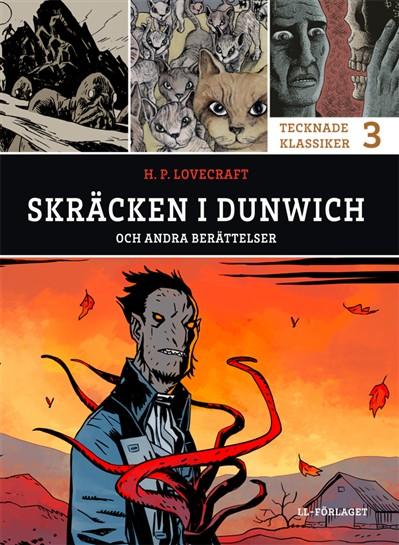 Skräcken i Dunwich och andra berättelser av H. P. Lovecraft