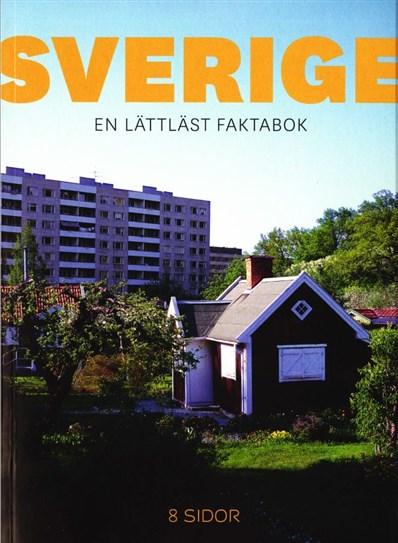 Sverige - en lättläst faktabok av Bengt Fredrikson
