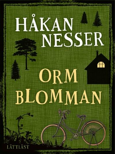 Ormblomman / Lättläst av Håkan Nesser